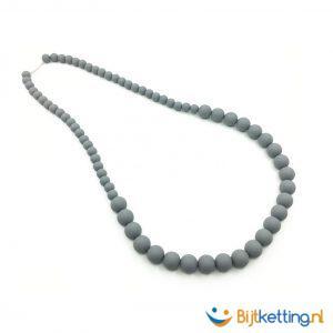 2182-bijtketting-silicone-rond-grijs