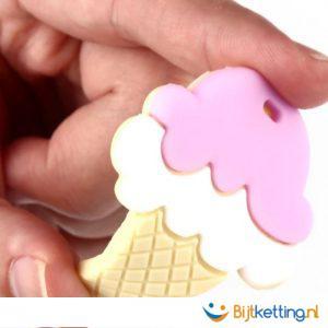 bijtketting ijsje uitgelicht