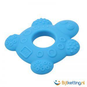 2303 bijtketting schildpad blauw