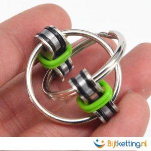 2439 fidget toy - friemelspeelgoed - friemel sleutelhanger