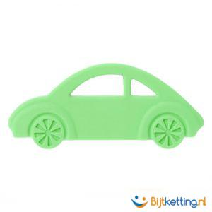 bijtketting auto kauwketting groen